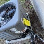 Tampa AC installation Rheem AC unit