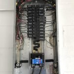 Before and After HVAC Service Tampa AC circuit breaker AC Repair and Service Air Conditioner Unit