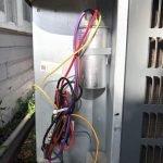 Condenser fan motor replacement Tampa AC capacitor AC installation Air conditioner fan motors Condenser fan motor