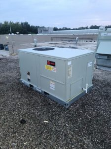 Heating and Air Conditioning HVAC packaged units HVAC Service Rooftop ac unit installation AC installation