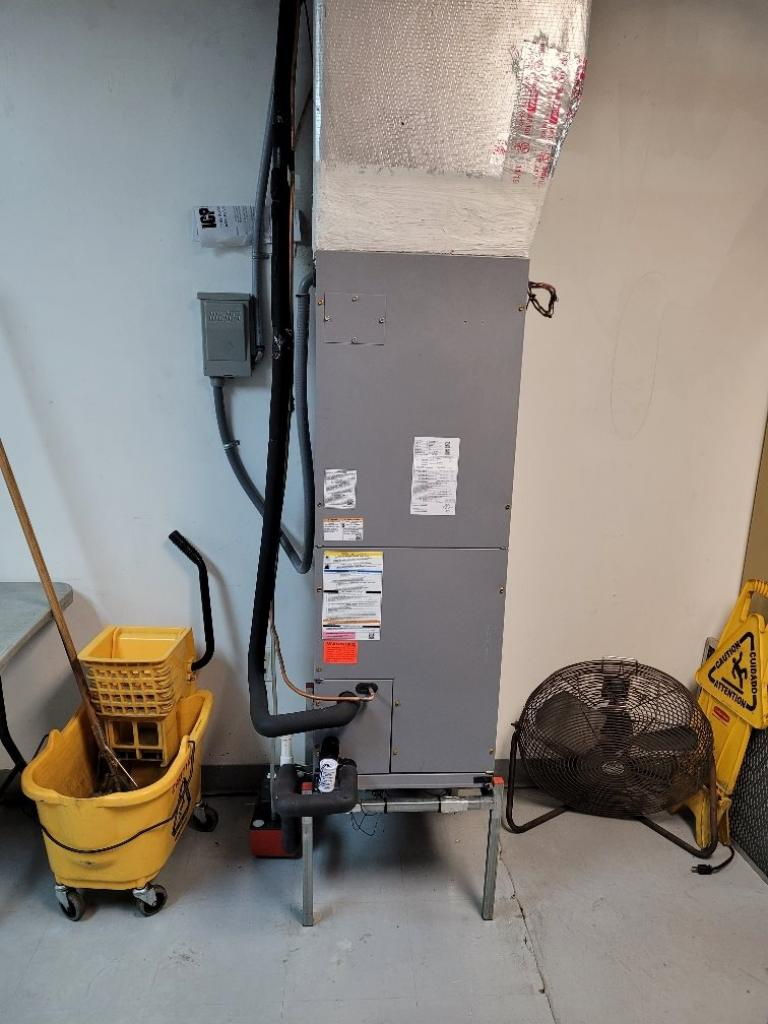 Heat Pump Heating and Air Conditioning Hvac Services Tampa Before and After