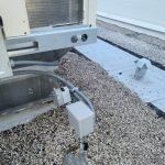 Rooftop ac unit installation AC installation Heating and Air Conditioning HVAC packaged units HVAC Service